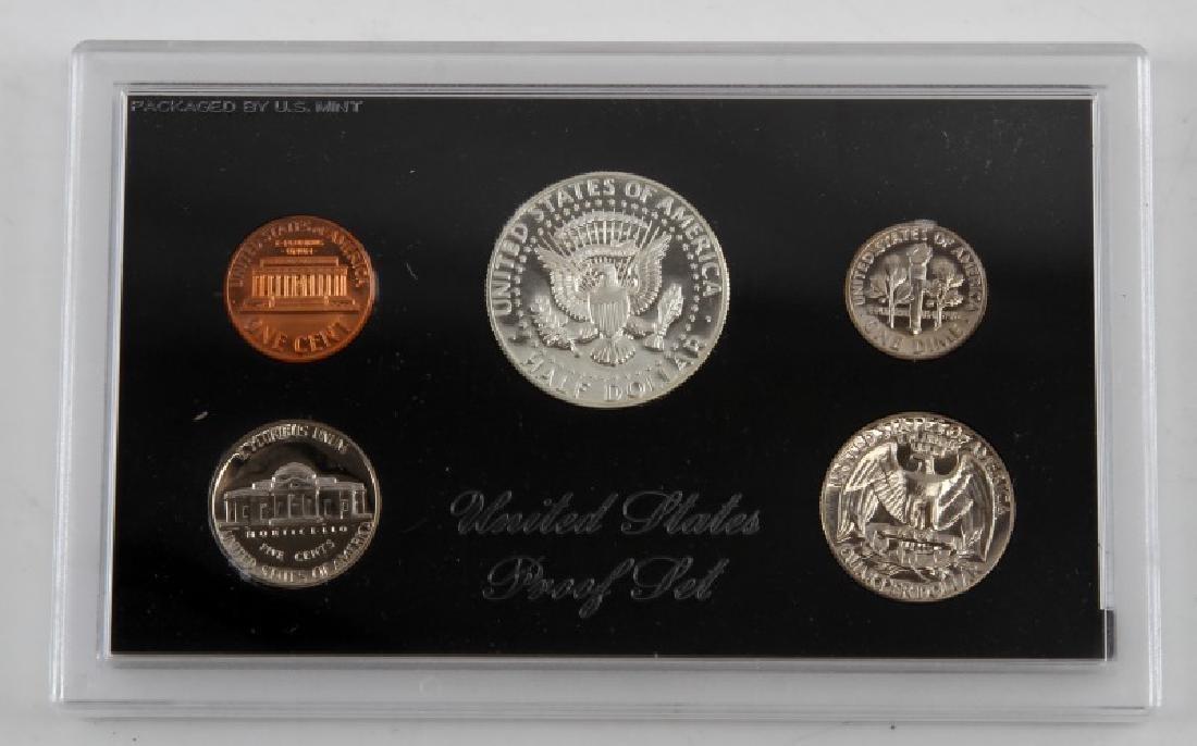 1970 UNITED STATES MINT PROOF SET - 2