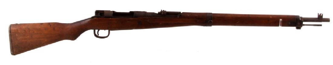JAPANESE WWII ARISAKA TYPE 99 RIFLE NO BOLT