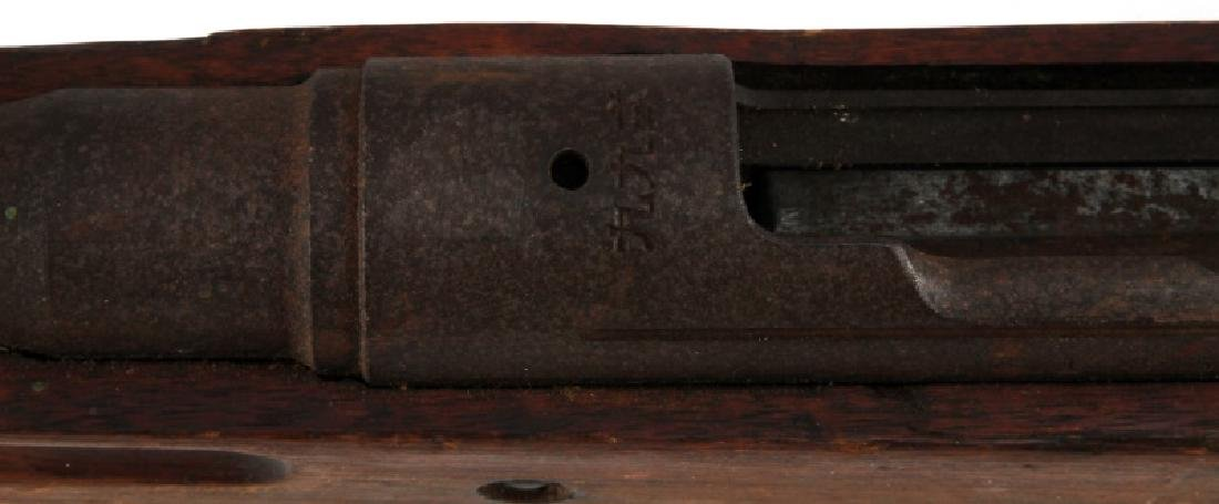 JAPANESE WWII ARISAKA TYPE 99 RIFLE NO BOLT - 4