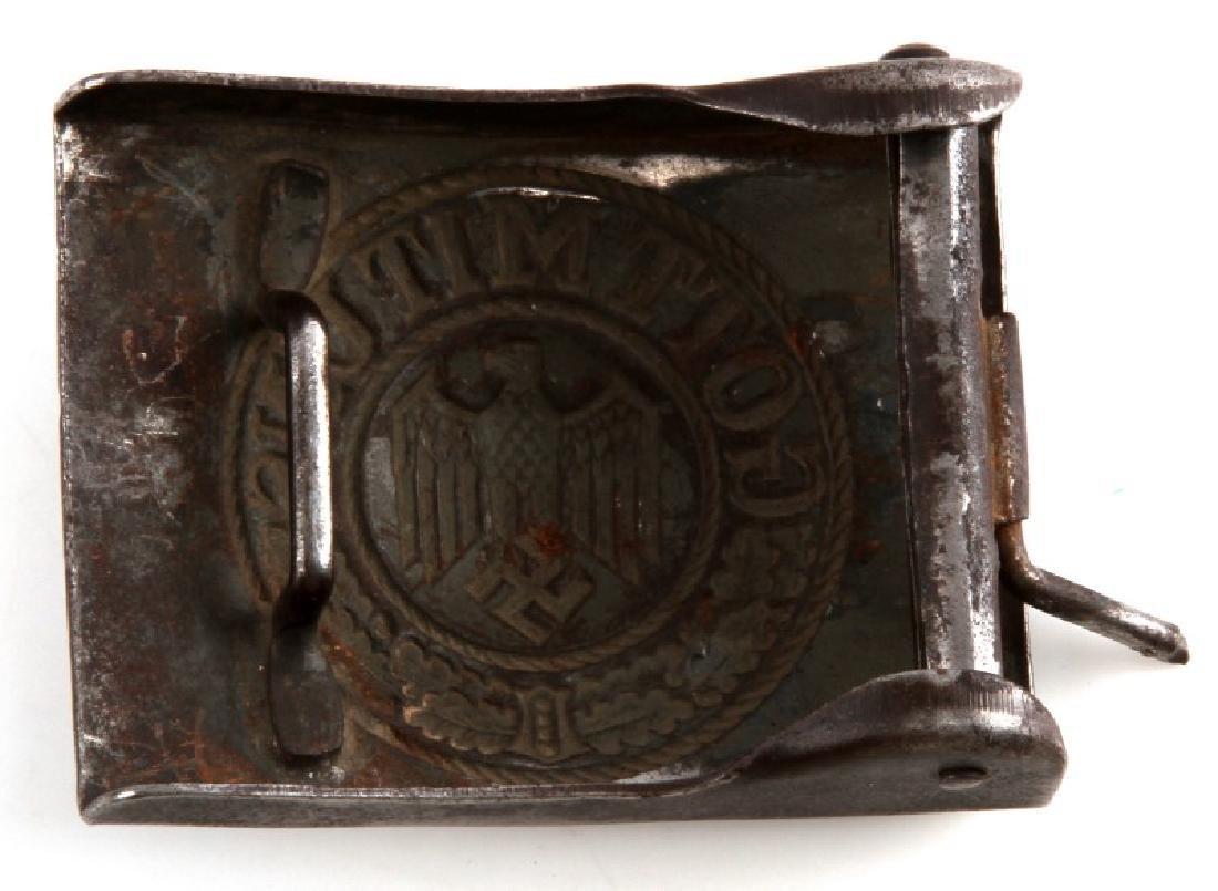 WWII GERMAN THIRD REICH WEHRMACHT BELT BUCKLE - 2