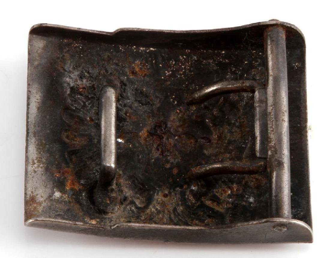 AUSTRIAN WWI IMPERIAL ENLISTED MANS BELT BUCKLE - 2