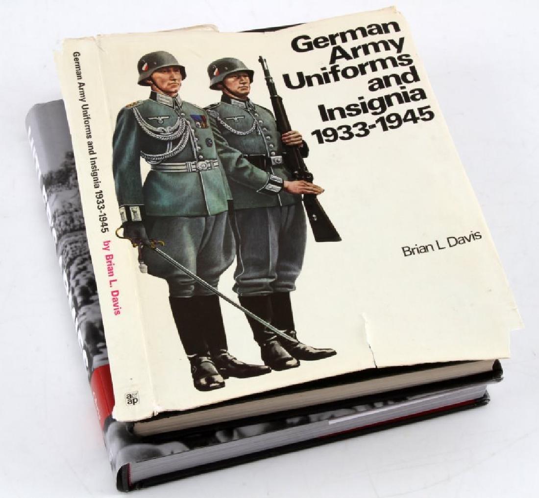 GERMAN ARMY UNIFORMS & INSIGNIA & HITLERS ARMIES