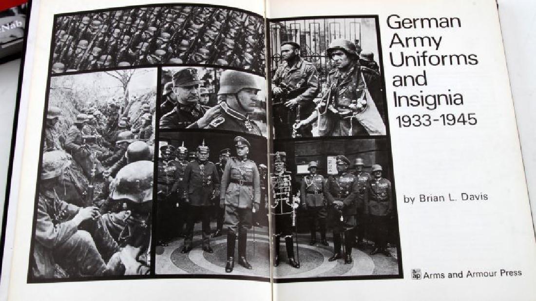 GERMAN ARMY UNIFORMS & INSIGNIA & HITLERS ARMIES - 3