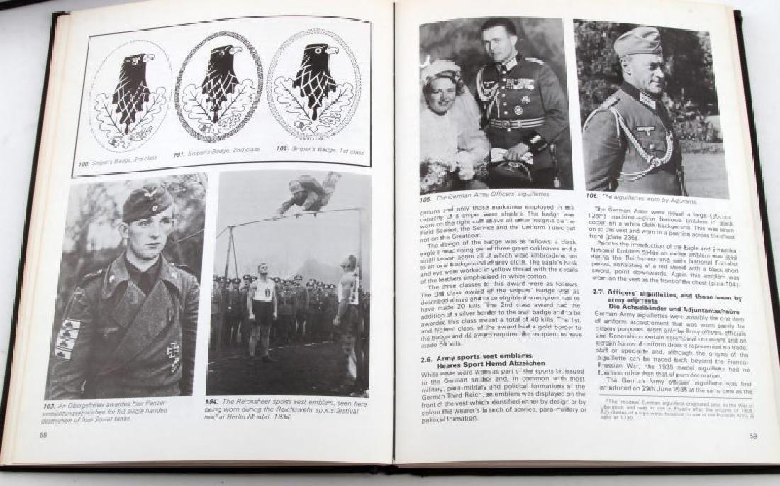 GERMAN ARMY UNIFORMS & INSIGNIA & HITLERS ARMIES - 4