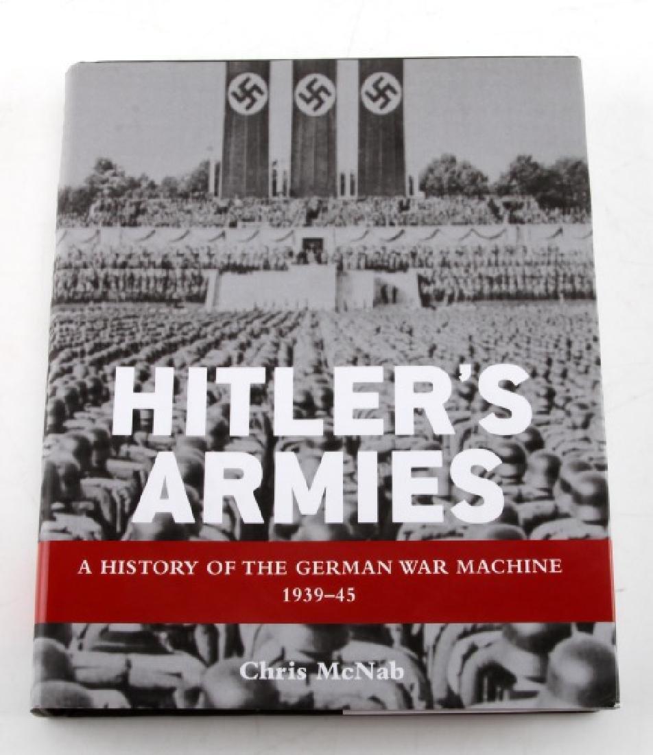 GERMAN ARMY UNIFORMS & INSIGNIA & HITLERS ARMIES - 5