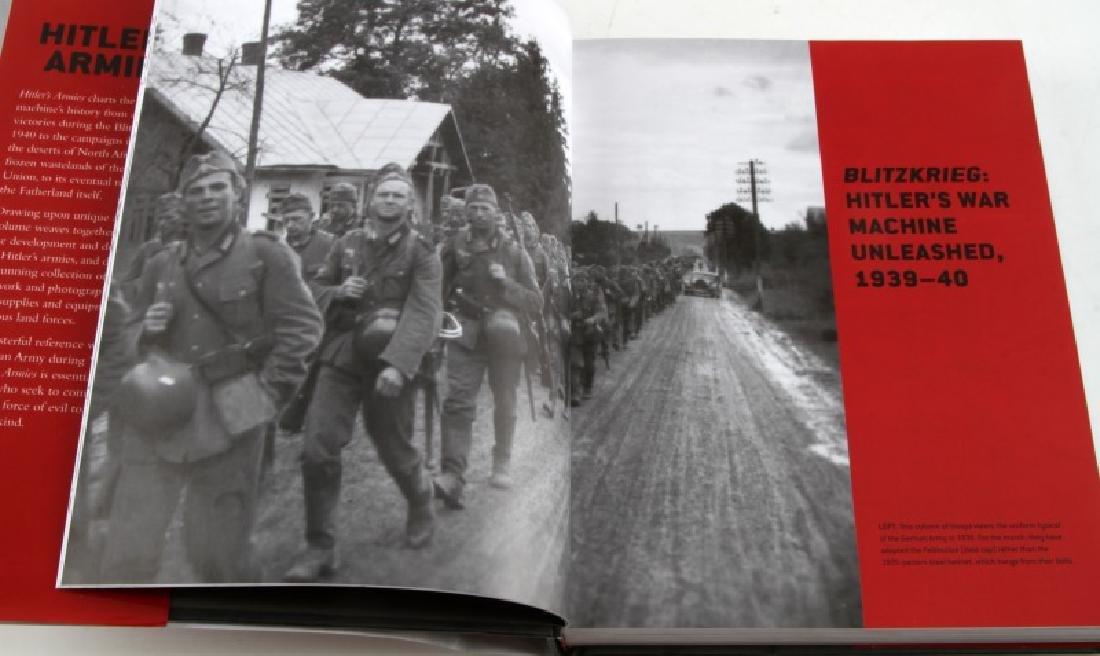 GERMAN ARMY UNIFORMS & INSIGNIA & HITLERS ARMIES - 6