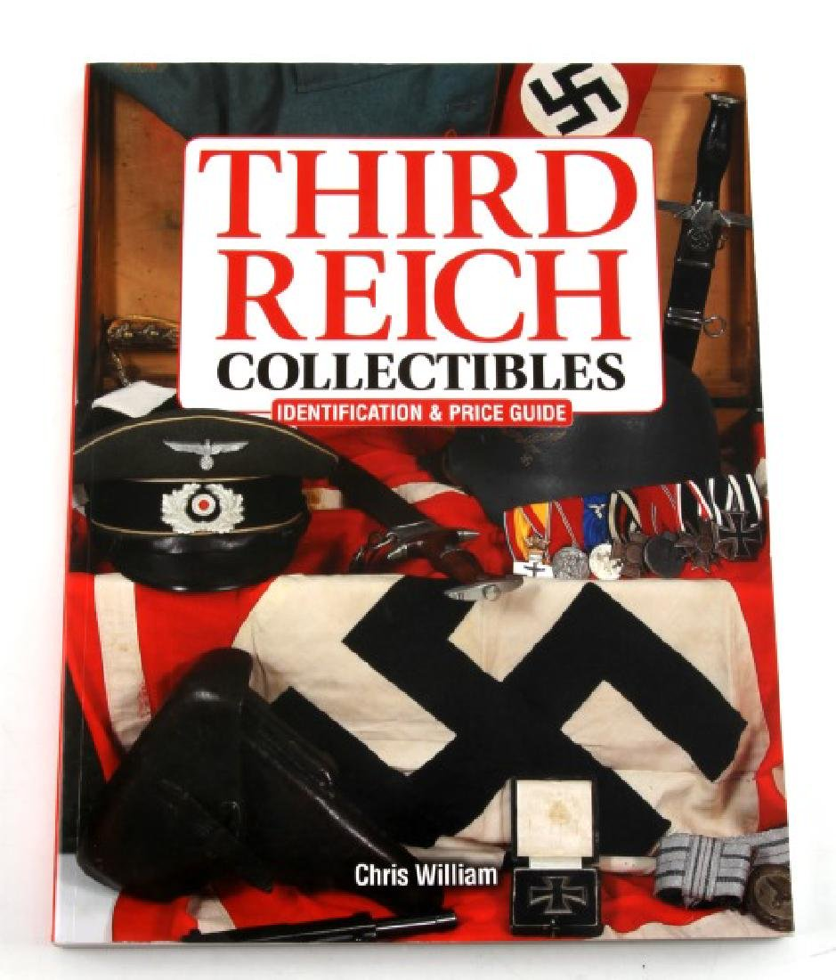 WWII GERMAN THIRD REICH COLLECTIBLES GUIDE BOOK