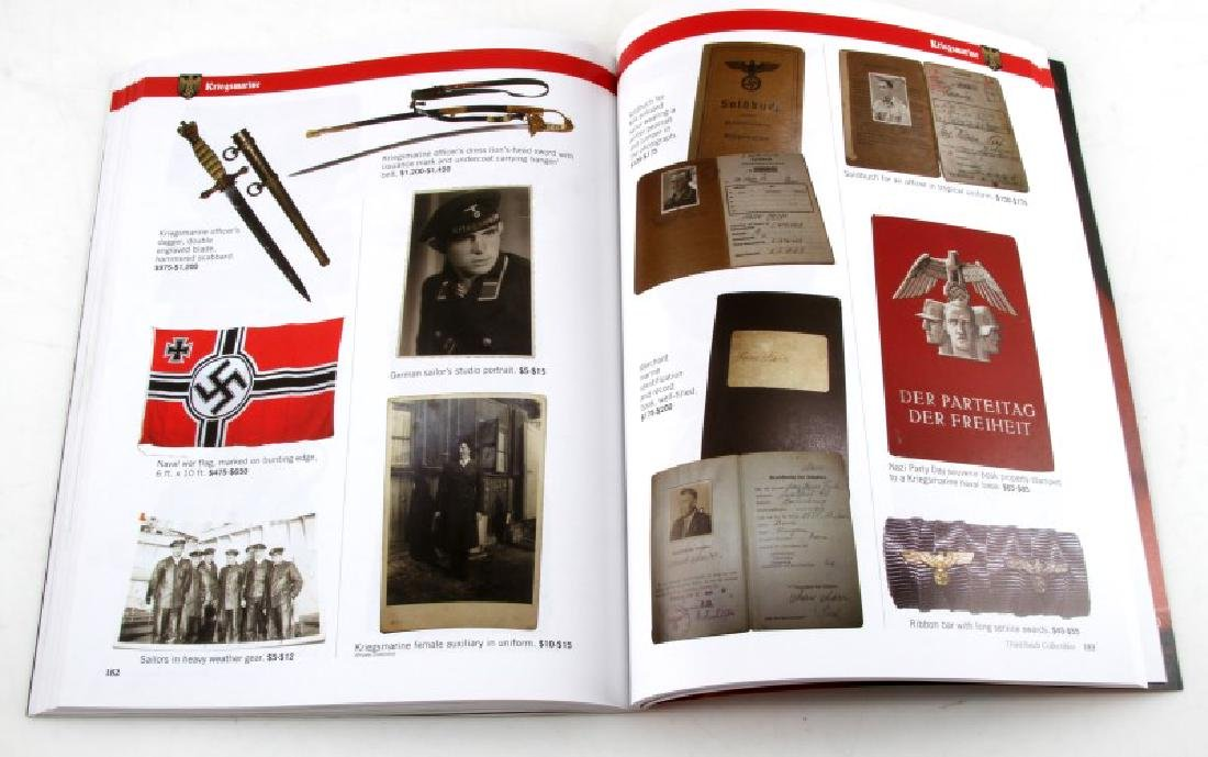 WWII GERMAN THIRD REICH COLLECTIBLES GUIDE BOOK - 4