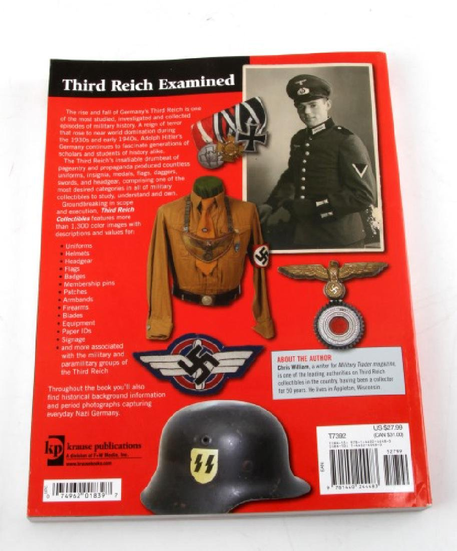 WWII GERMAN THIRD REICH COLLECTIBLES GUIDE BOOK - 5