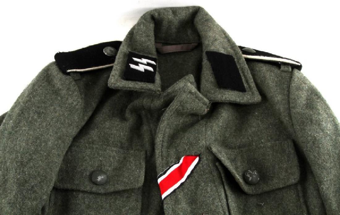 WWII GERMAN THIRD REICH SS CHILD SIZED UNIFORM - 2