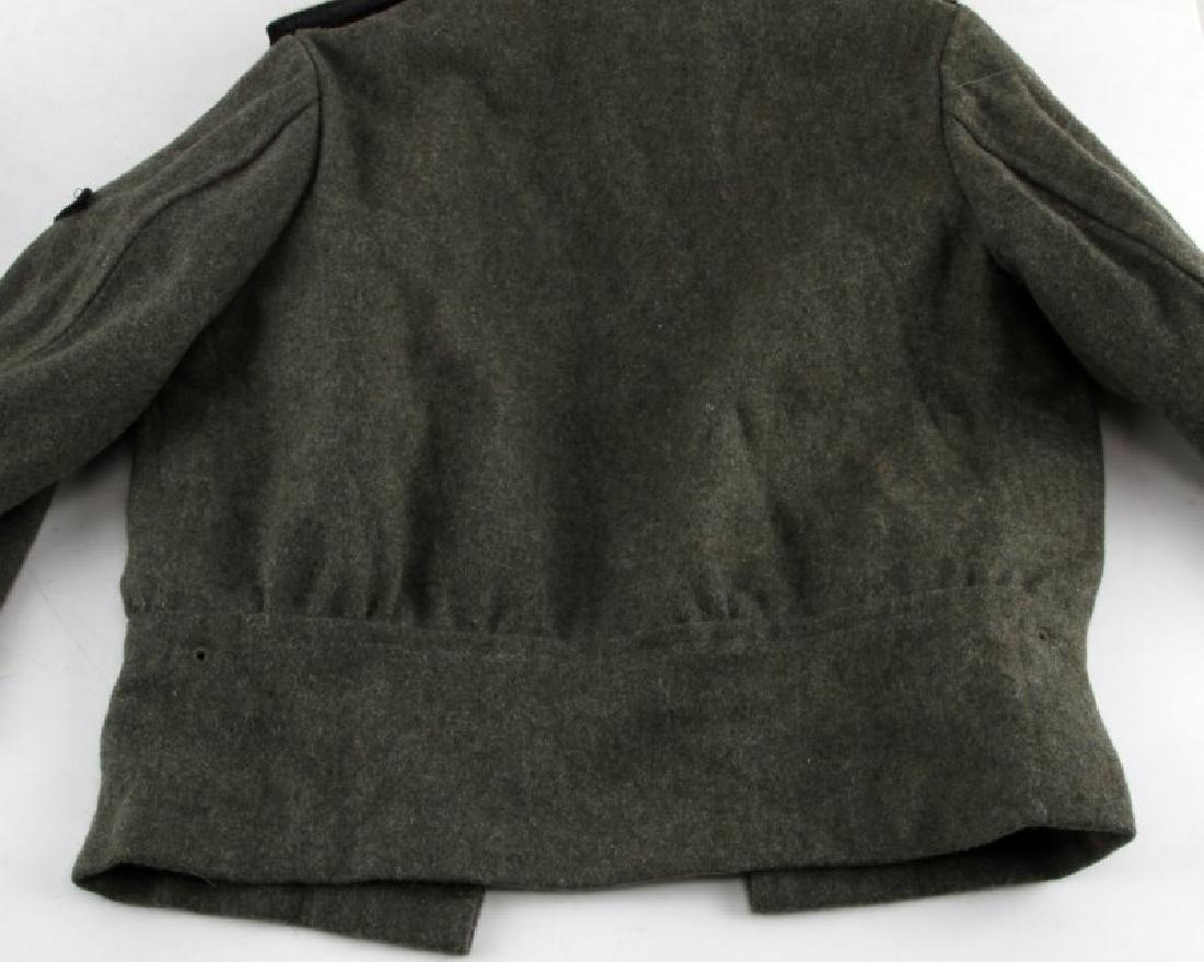 WWII GERMAN THIRD REICH SS CHILD SIZED UNIFORM - 4