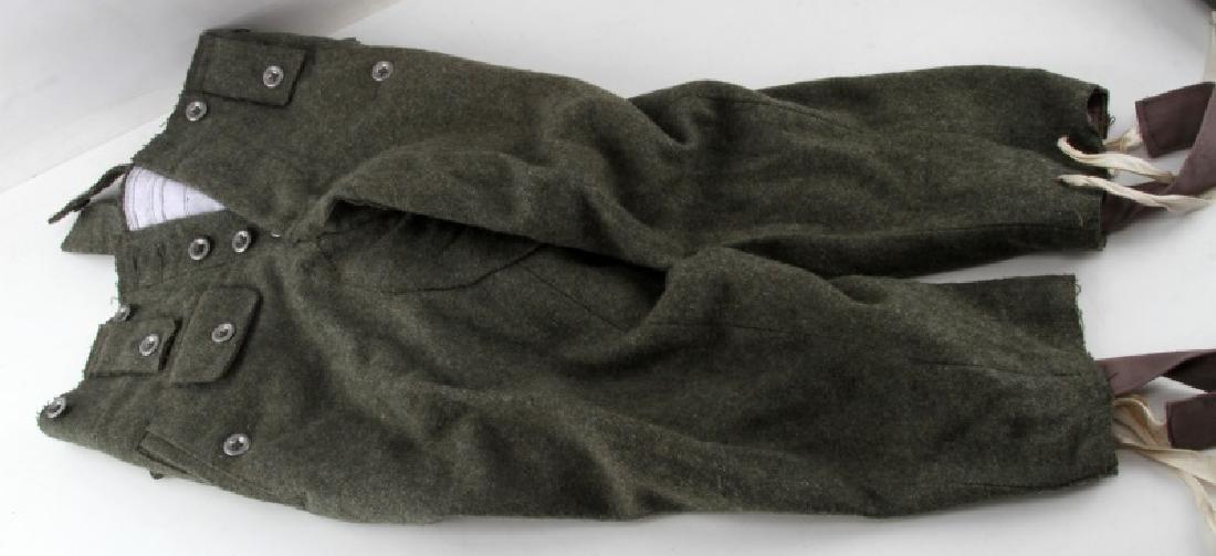 WWII GERMAN THIRD REICH SS CHILD SIZED UNIFORM - 6