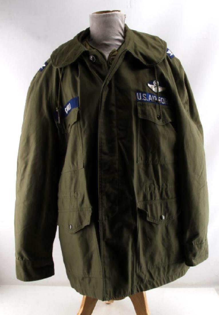 1963 USAF WOOL LINED FIELD JACKET NEW & UNISSUED