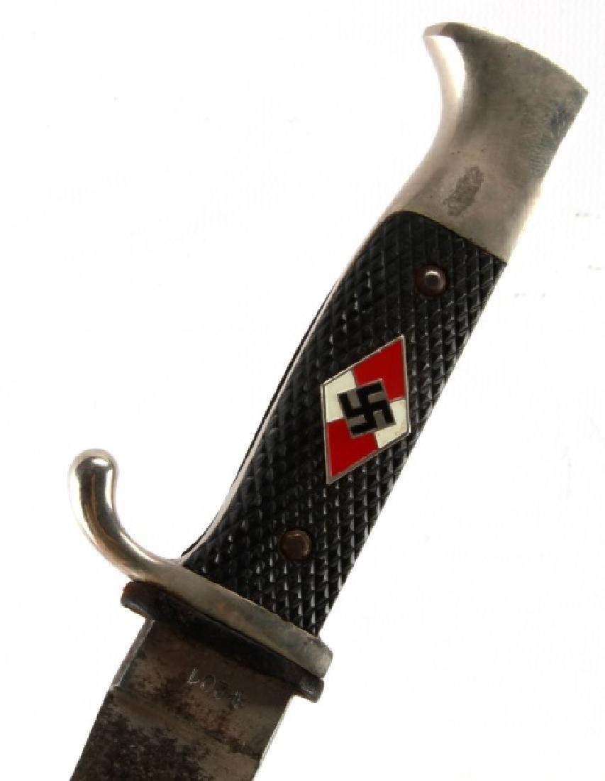 WWII GERMAN THIRD REICH HITLER YOUTH KNIFE