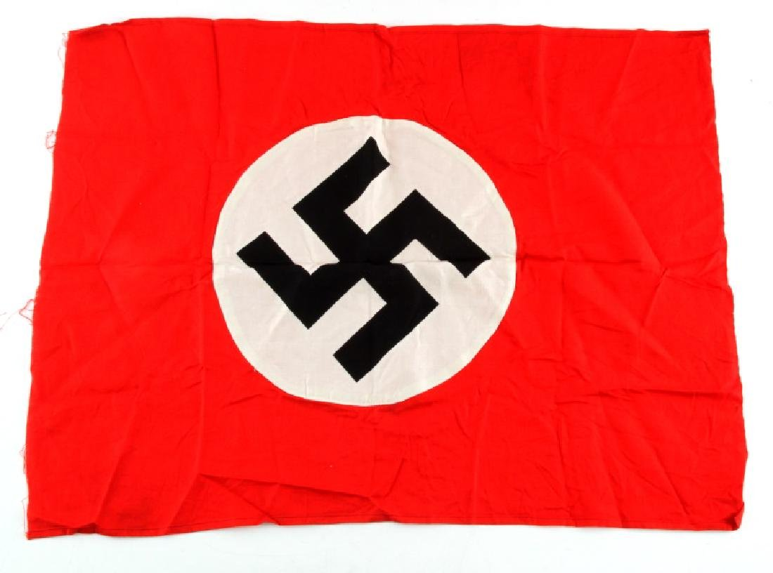 GERMAN WWII THIRD REICH STANDARD NATIONAL FLAG