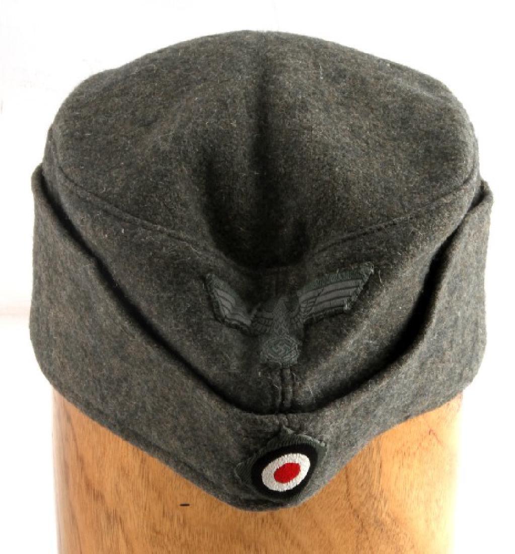 WWII GERMAN THIRD REICH M34 OVERSEAS SIDE CAP