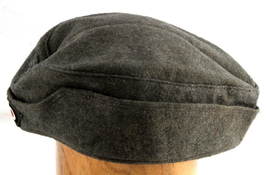 WWII GERMAN THIRD REICH M34 OVERSEAS SIDE CAP - 3