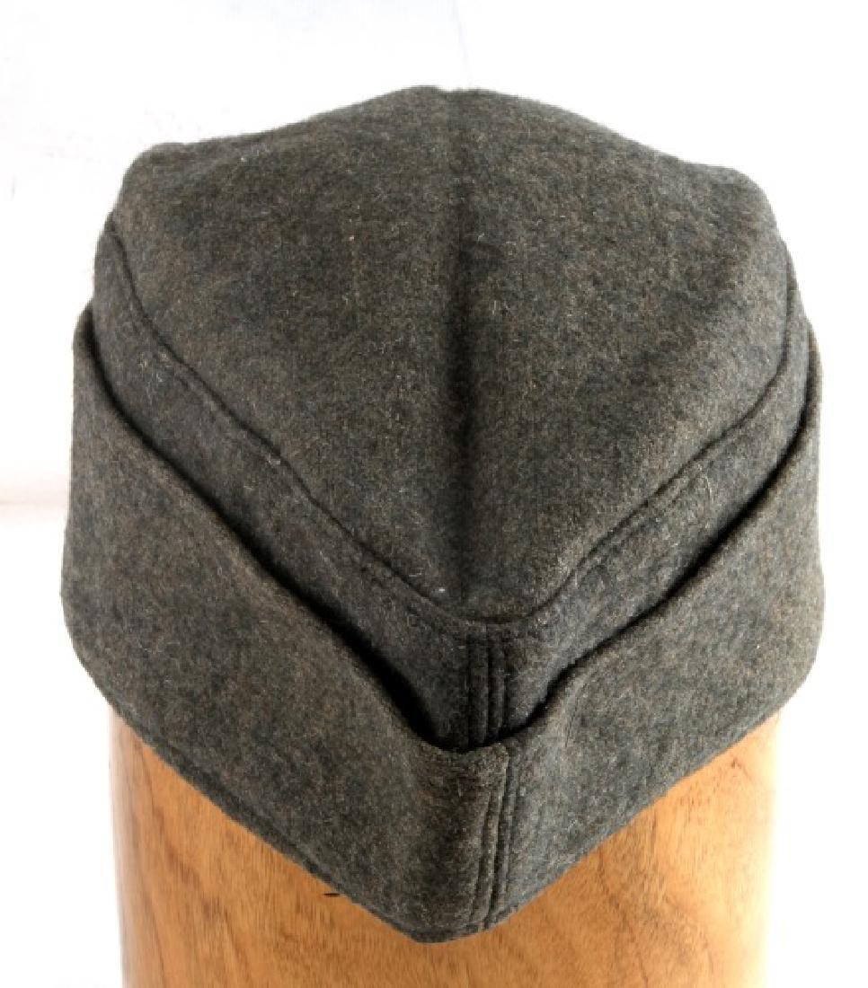 WWII GERMAN THIRD REICH M34 OVERSEAS SIDE CAP - 4