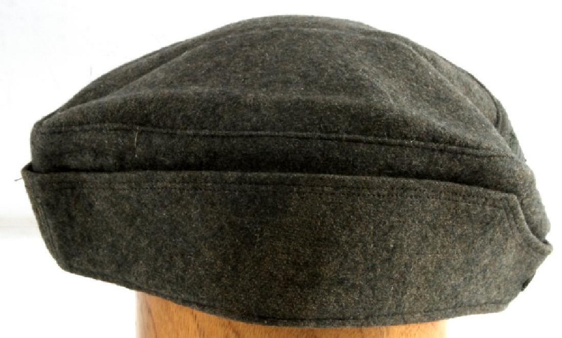 WWII GERMAN THIRD REICH M34 OVERSEAS SIDE CAP - 5