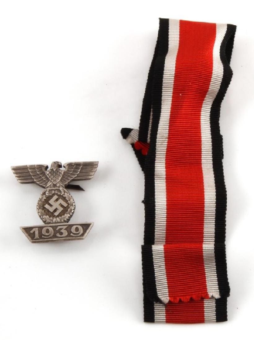 WWII GERMAN 3RD REICH IRON CROSS 2ND CLASS SPANGE