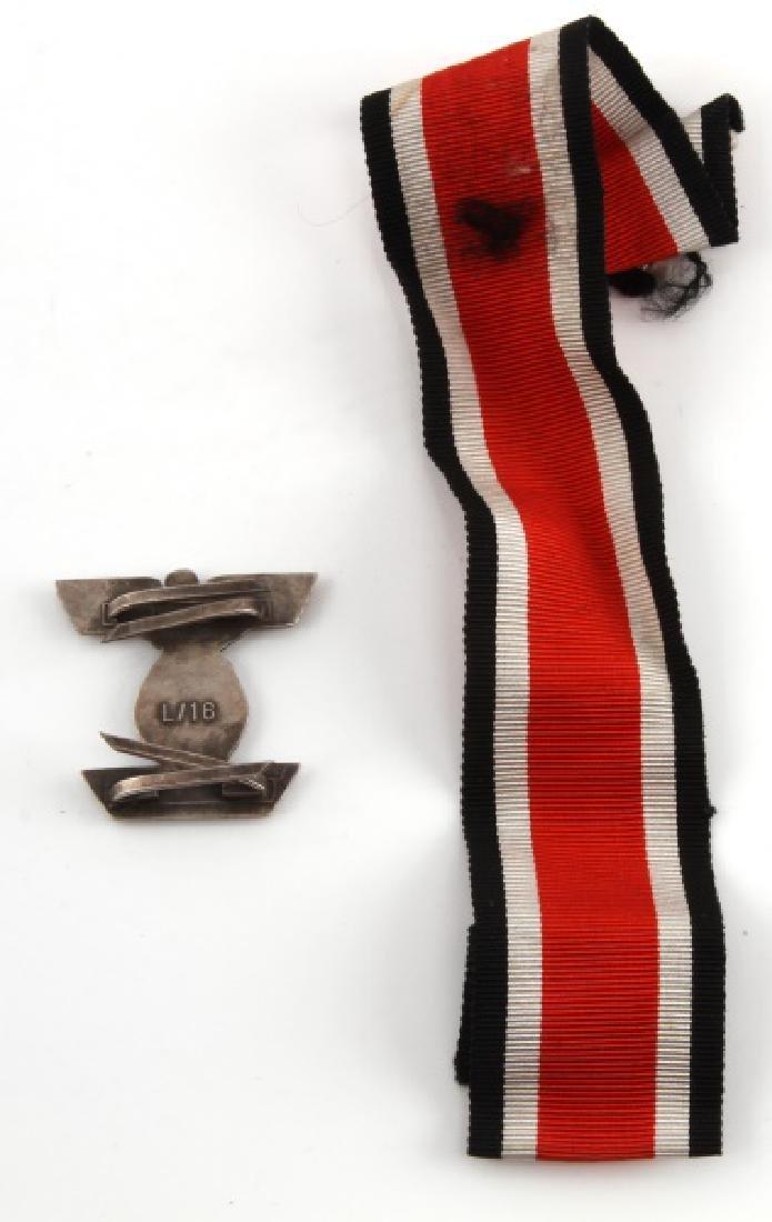 WWII GERMAN 3RD REICH IRON CROSS 2ND CLASS SPANGE - 2