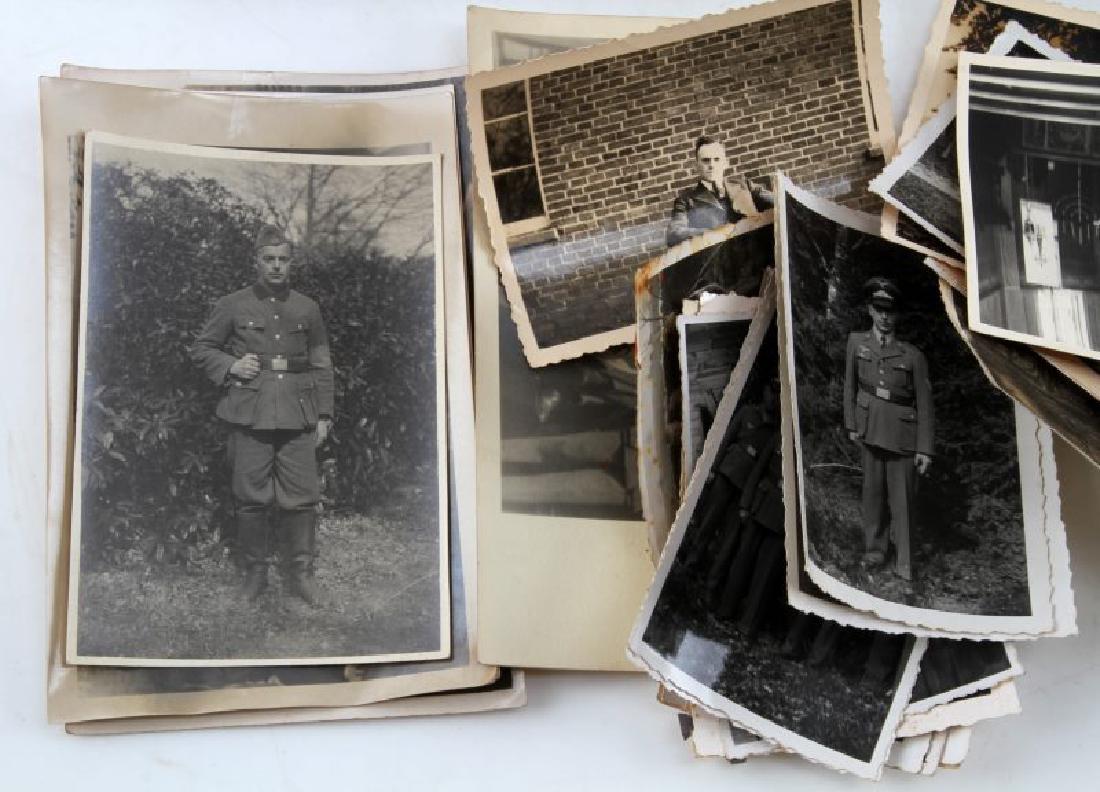 WWII GERMAN THIRD REICH WAR MEMORIES PHOTO ALBUM - 2
