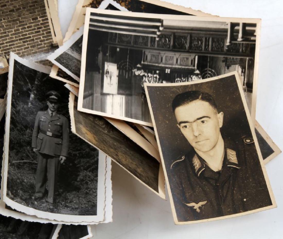WWII GERMAN THIRD REICH WAR MEMORIES PHOTO ALBUM - 3