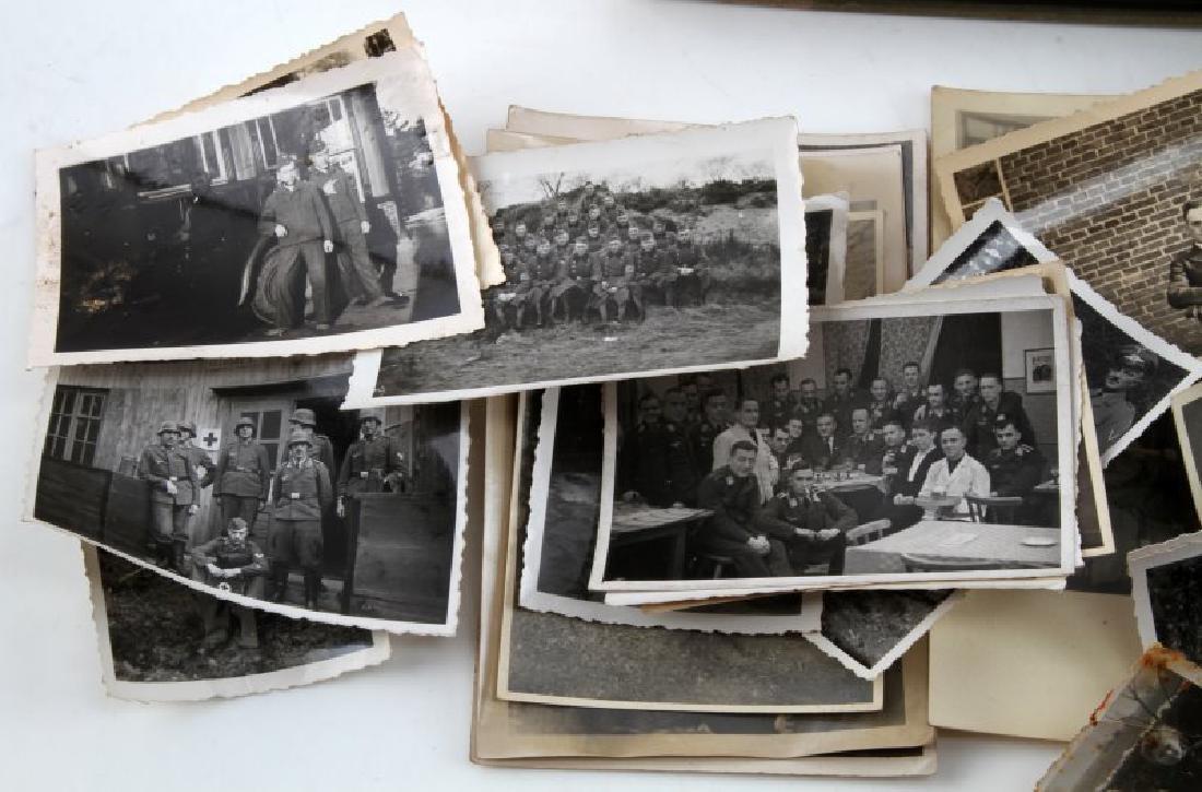 WWII GERMAN THIRD REICH WAR MEMORIES PHOTO ALBUM - 4