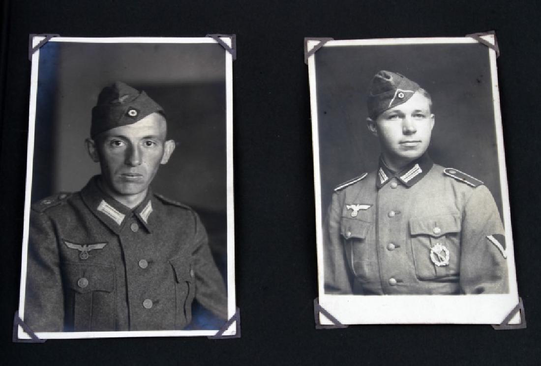 WWII GERMAN THIRD REICH WAR MEMORIES PHOTO ALBUM - 5