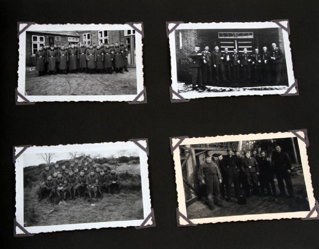 WWII GERMAN THIRD REICH WAR MEMORIES PHOTO ALBUM - 6