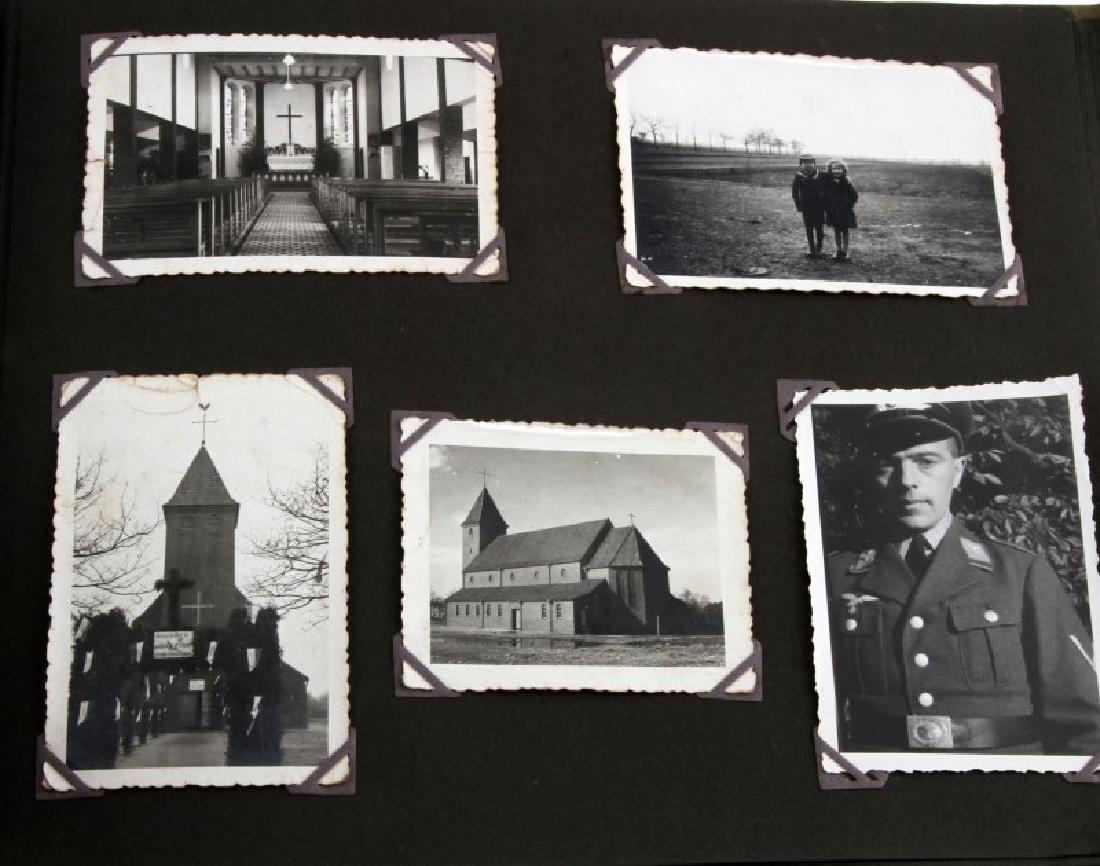 WWII GERMAN THIRD REICH WAR MEMORIES PHOTO ALBUM - 7