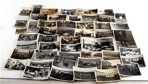 49 WWII GERMAN THIRD REICH PHOTOGRAPH LOT