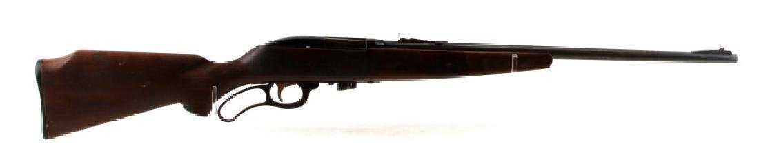 MARLIN FIREARMS MODEL 56-22 CAL LEVER ACTION RIFLE