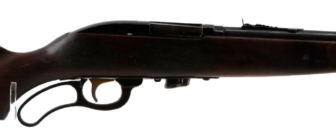 MARLIN FIREARMS MODEL 56-22 CAL LEVER ACTION RIFLE - 2