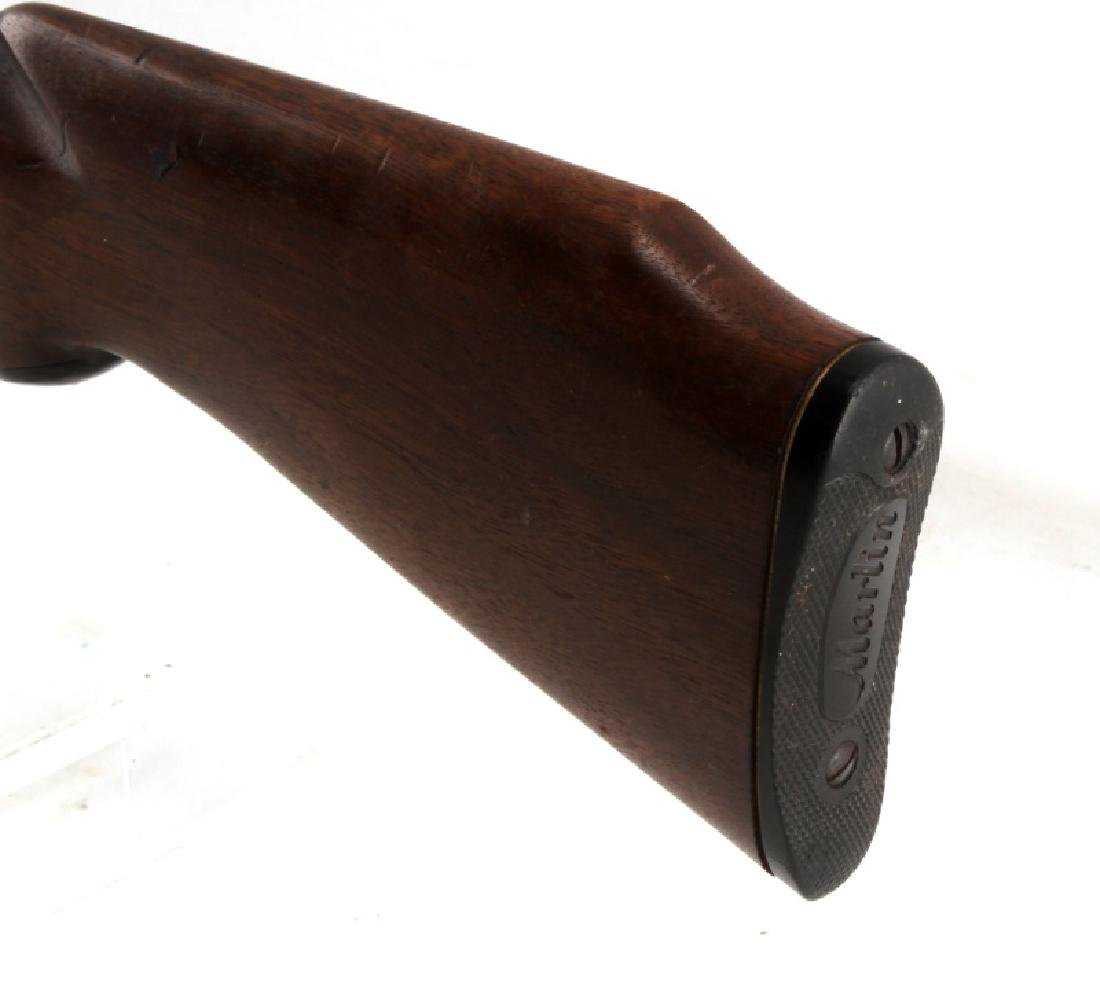 MARLIN FIREARMS MODEL 56-22 CAL LEVER ACTION RIFLE - 6