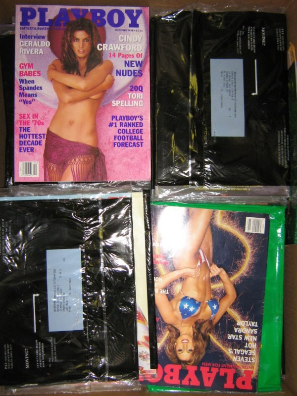 9 YEARS OF PLAYBOY IN ORIGINAL WRAPPERS 1989-1999