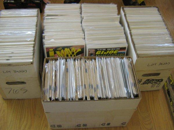 450+ COMICS MARVEL DC SILVER & BRONZE AGE HUGE LOT