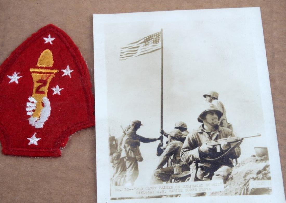 LOT OF US MILITARY SOLDIER PHOTOS NAVAL OLD GLORY - 7