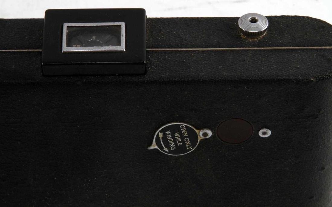 KODAK SIX-16 CAMERA IN BROWN LEATHER FIELD CASE - 8