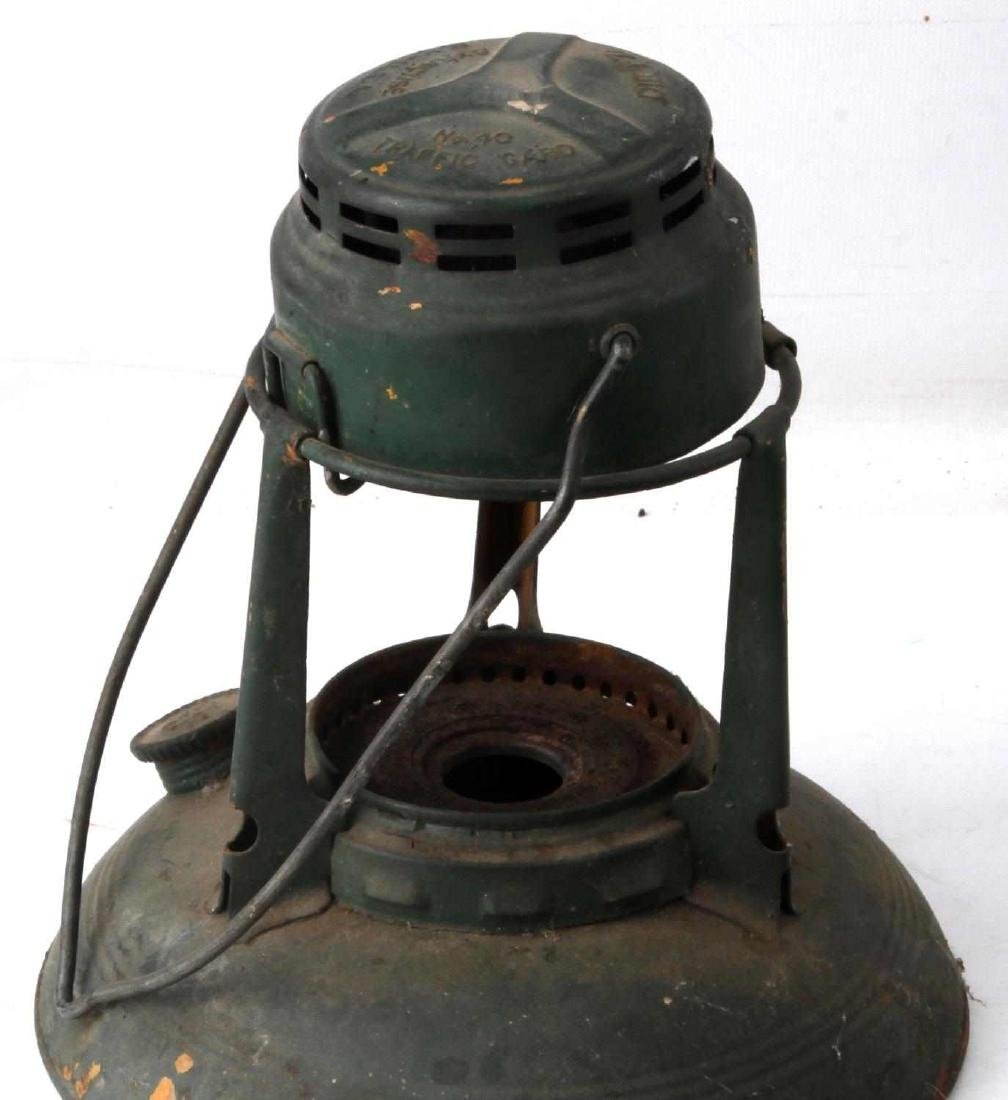 LOT OF 4 ANTIQUE LANTERNS DIETZ USCG ONE BROKEN - 6