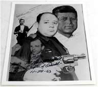 OFFICER NICK MCDONALD LEE HARVEY OSWALD SIGNATURE