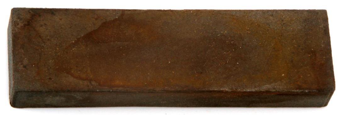 VINTAGE LEATHER CASE FOLDING POCKET KNIFE LOT - 3