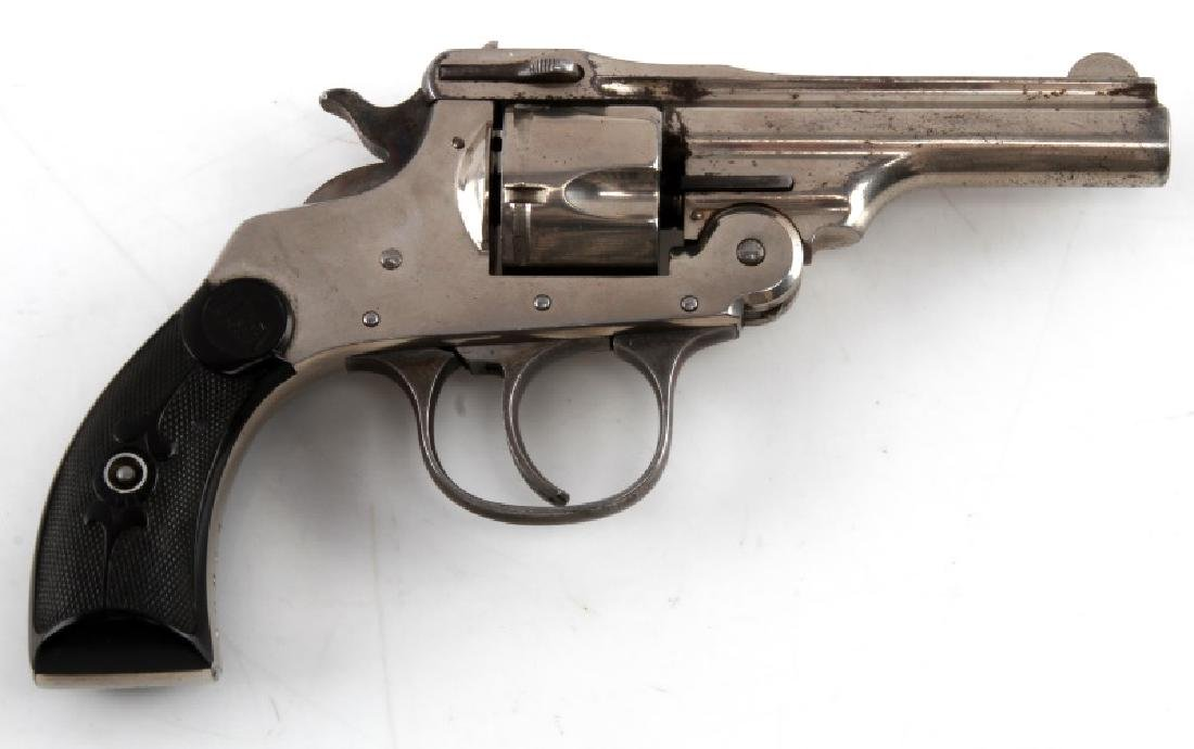 HOPKINS & ALLEN .32 CAL POLICE BREAK OPEN REVOLVER