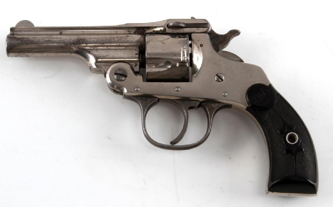 HOPKINS & ALLEN .32 CAL POLICE BREAK OPEN REVOLVER - 2