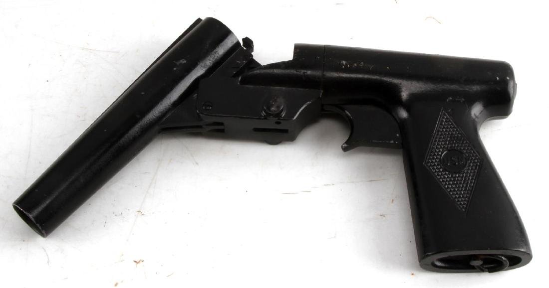 WWII USN SEDGLEY SIGNAL FLARE GUN PISTOL MARK 5 - 3