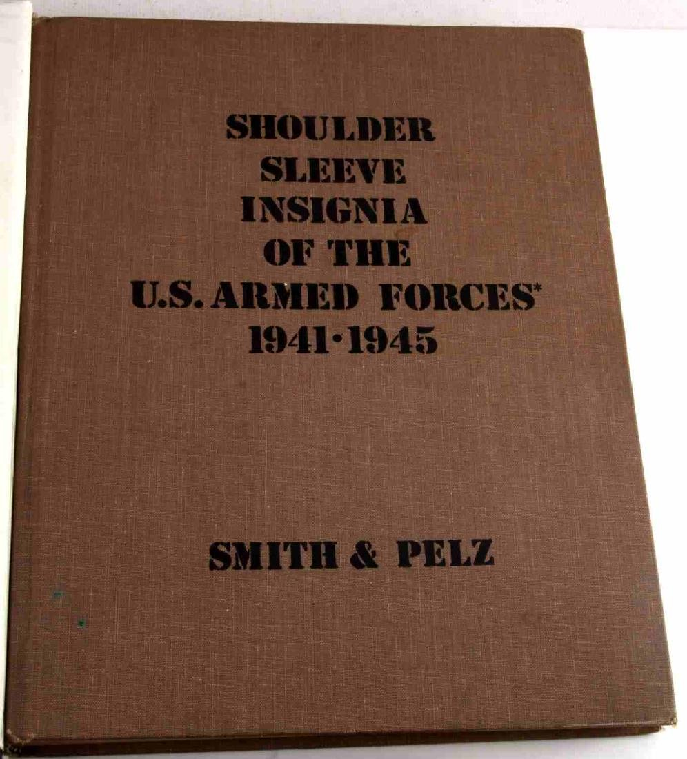 US MILITARY WWII ARMED FORCES BOOK LOT - 3