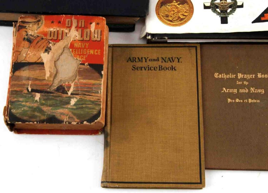 US MILITARY WWII ARMED FORCES BOOK LOT - 5