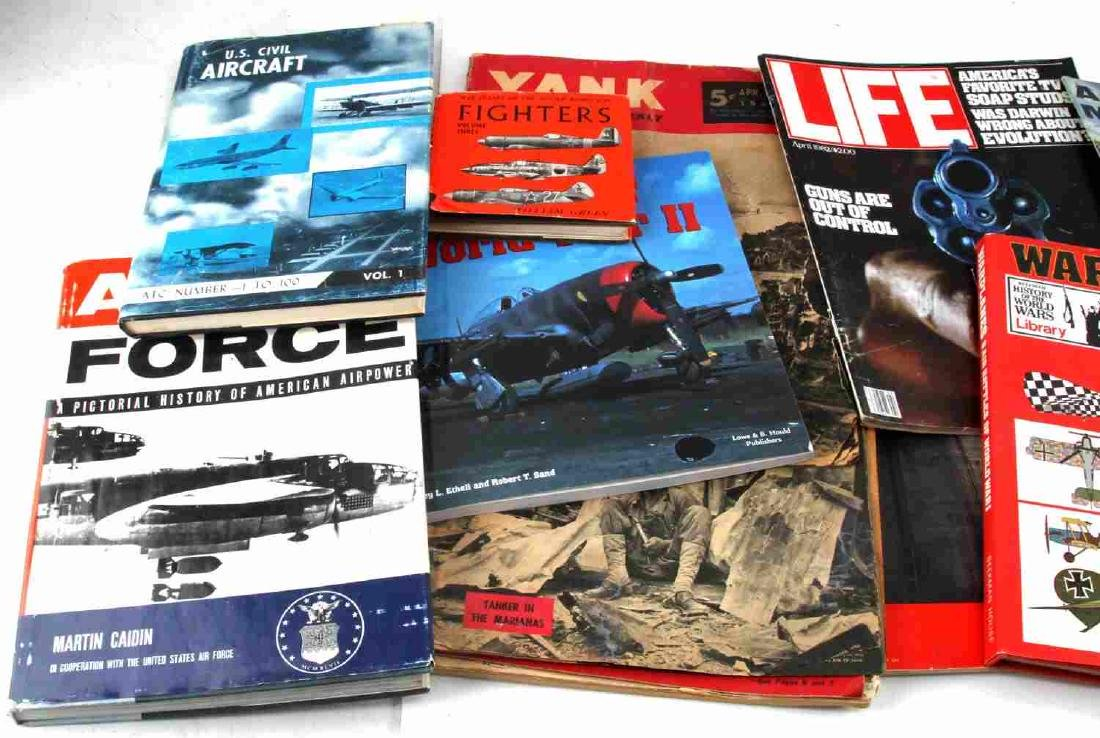 WWII US ARMY AIR FORCE BOOK LOT - 2
