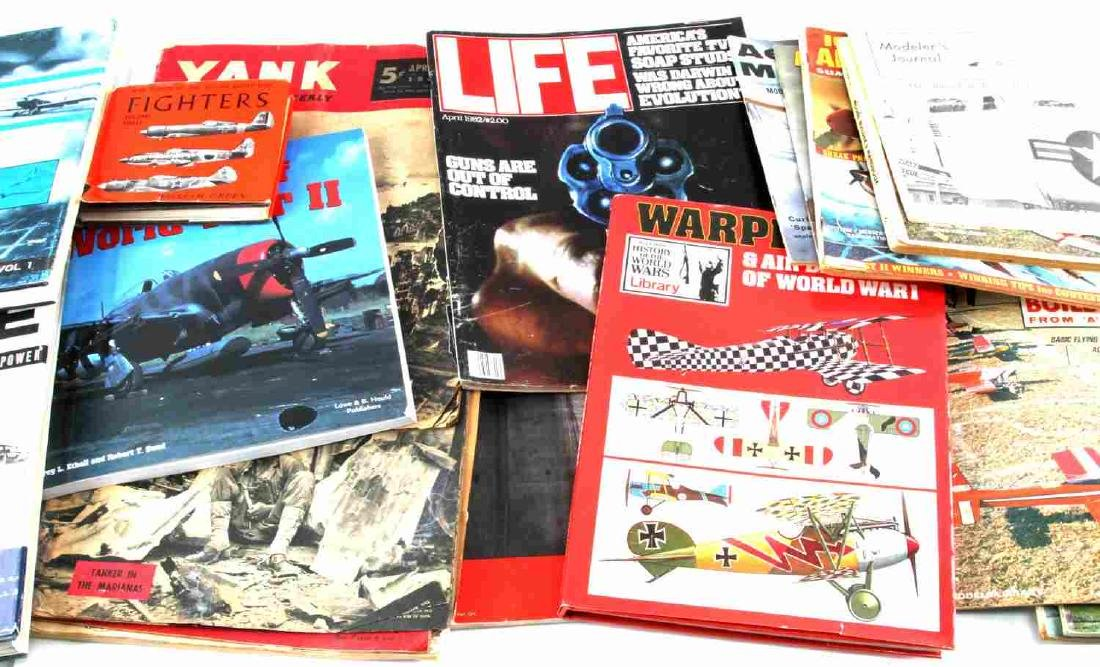 WWII US ARMY AIR FORCE BOOK LOT - 3