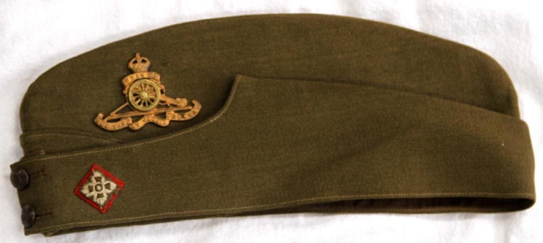WWII BRITISH ARMY ROYAL ARTILLERY MAJOR UNIFORM - 6